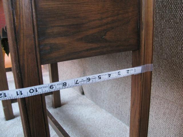 measure leg 3