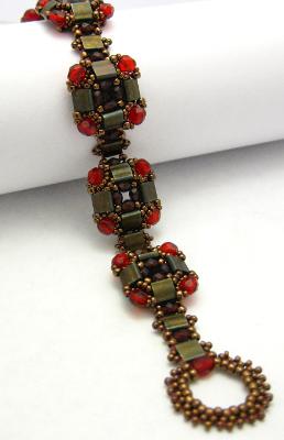 Layered Tila Bracelet