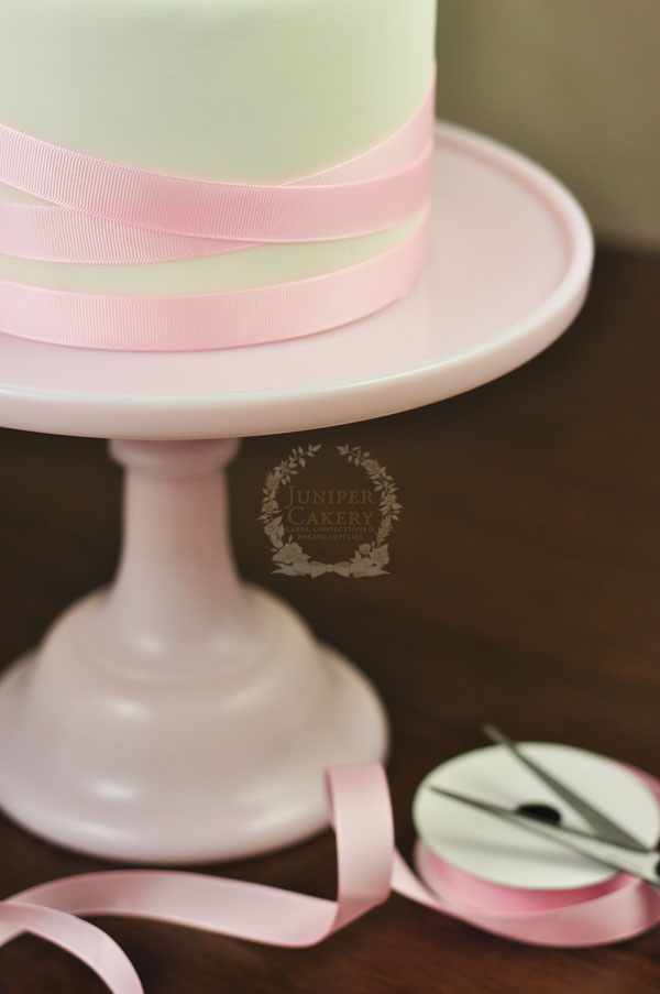 How to decorate a ballet themed cake by Juniper Cakery
