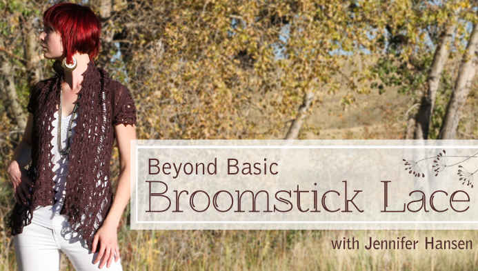 beyond broomstick lace