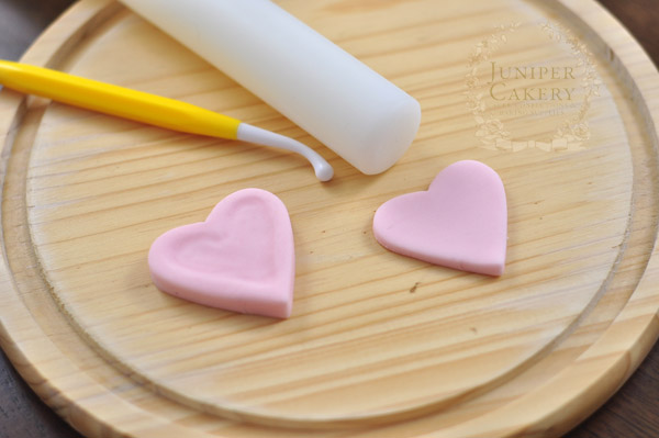 Cute chocolate box topper for Valentine's day