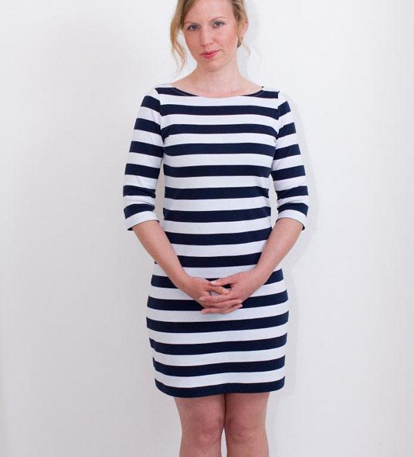 women's knit dress
