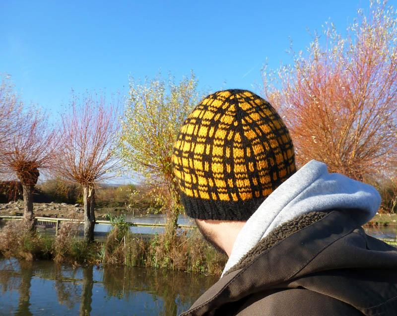 Yellowhammer Hat knitting pattern