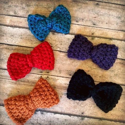 Beautiful Bow crochet pattern