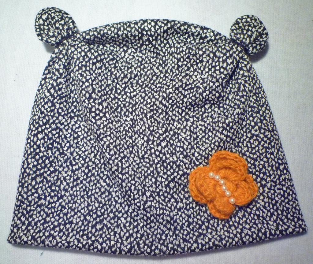Kids Animal Ears Hat pattern