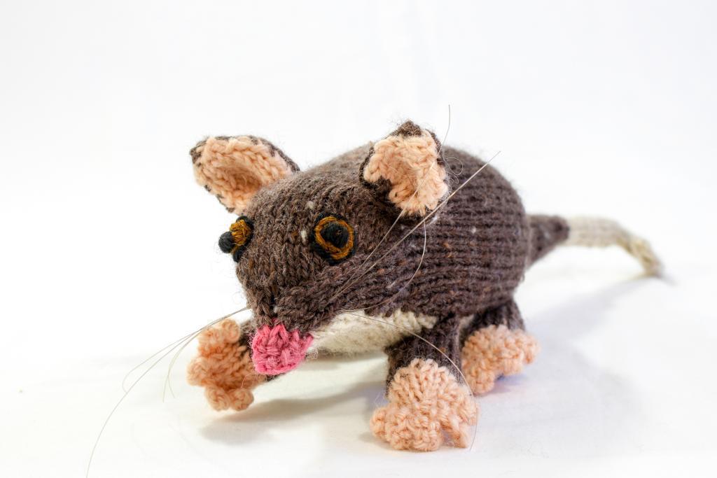 Australian Ringtail Possum knitting pattern