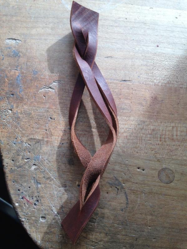 continuing braid