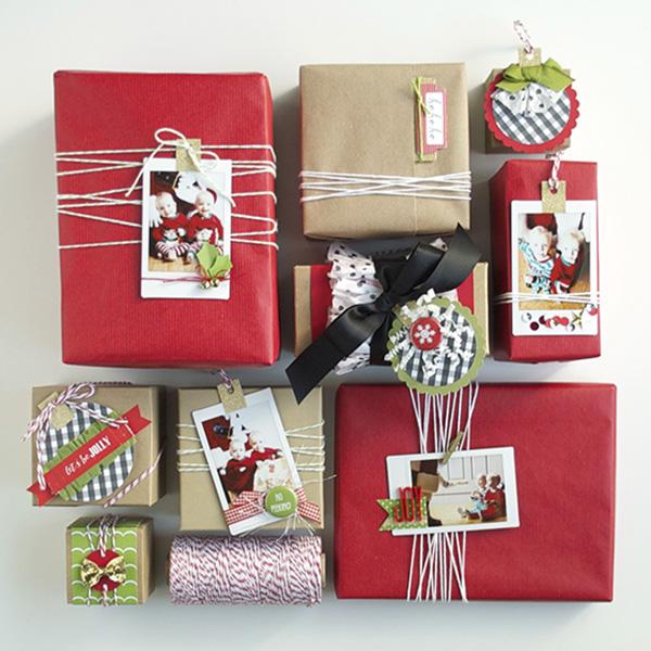 ornament present tags