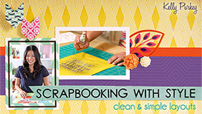 Scrapbooking With Style Bluprint Online Class