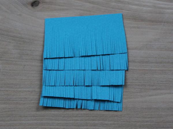 Creating texture - fringe