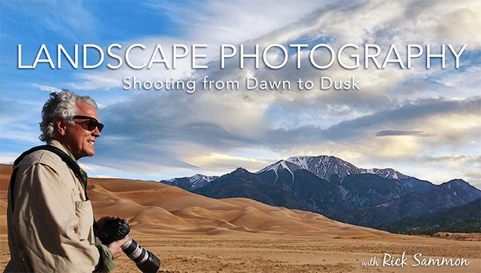 landscape photography class