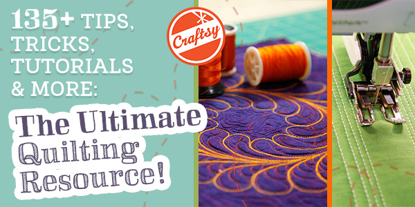 135 Quilting Resources