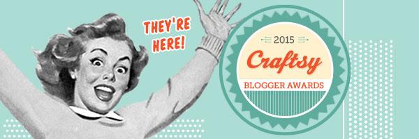 Banner for 2015 Bluprint Blogger Awards