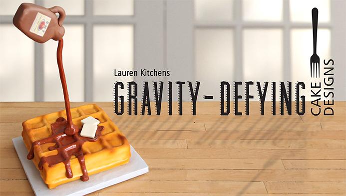 Gravity-Defying Cakes