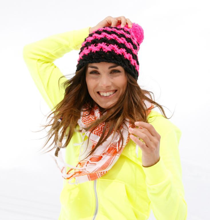 My Mountain Zugspitze Hat Kit
