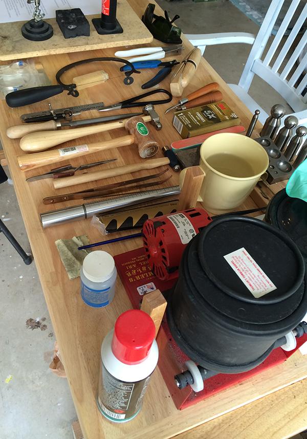 Basic Soldering tools