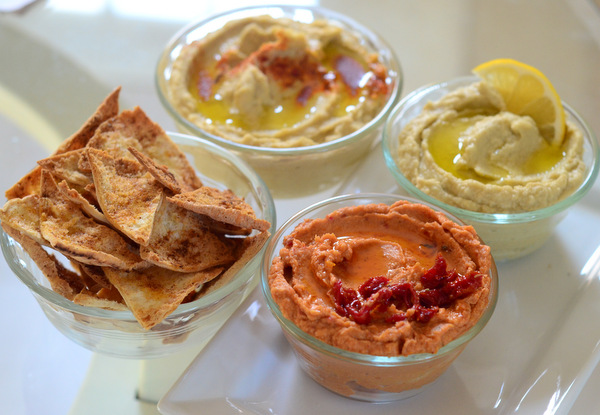 Three Recipes for Delicious Homemade Hummus