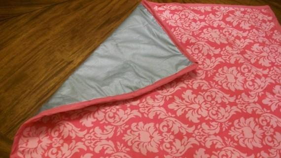 Easy Table Top Ironing Pad Tutorial