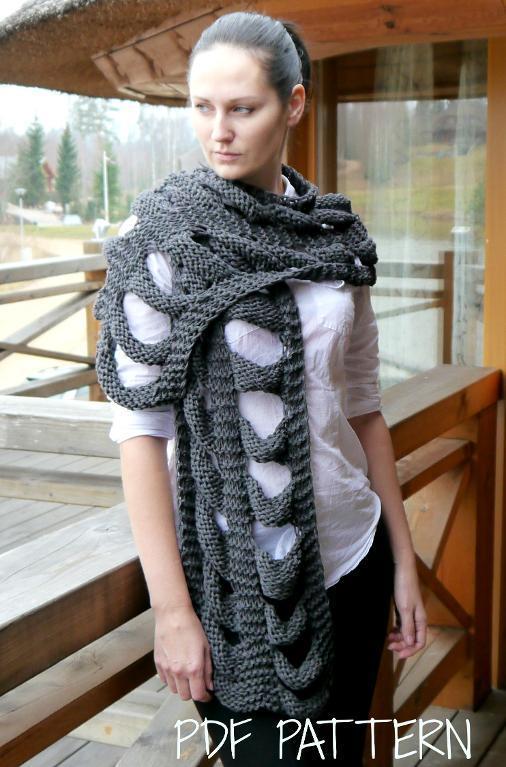 HoleyScarf