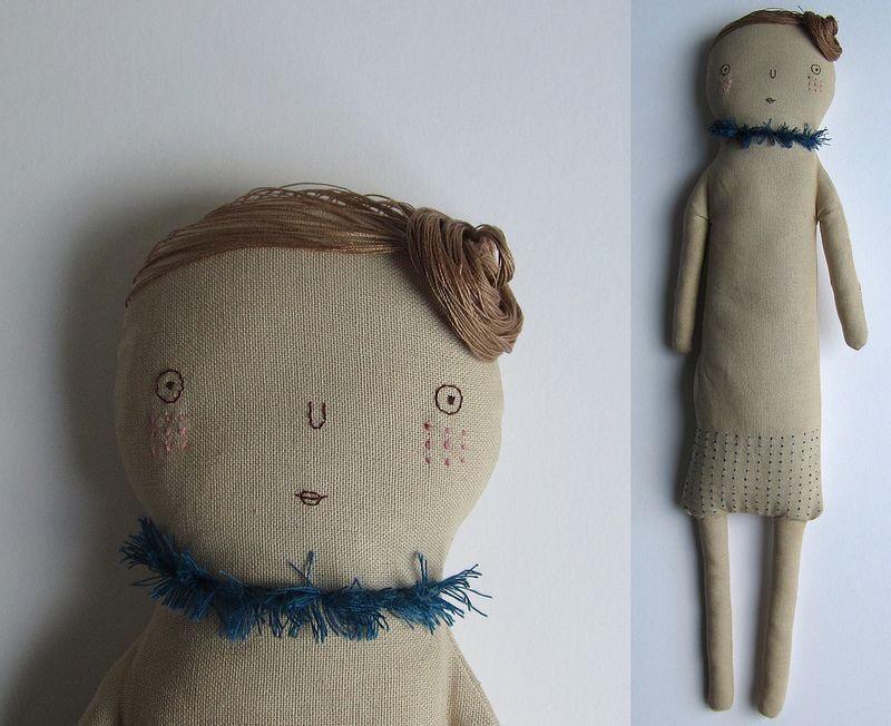 Studio Escargot stunning dolls