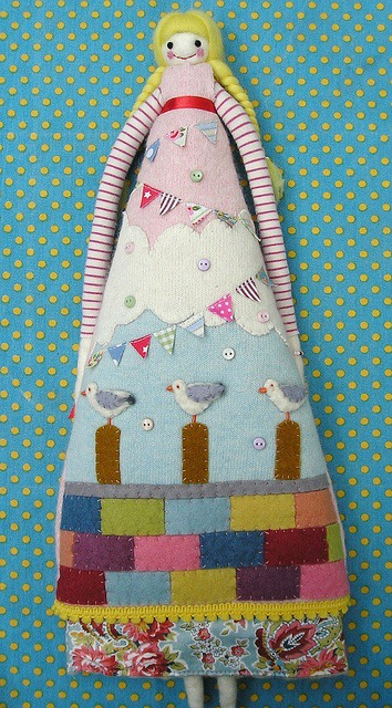 Annie Montgomerie and her incredible handcrafted dolls