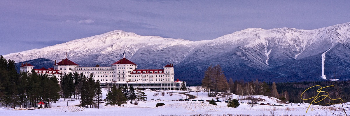 Mt Washington Hotel, Winter