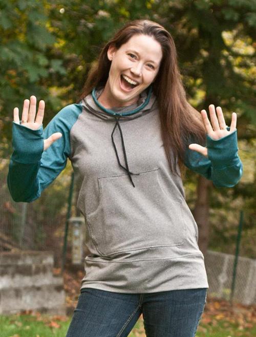 raglan sweatshirt pattern