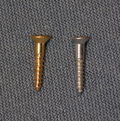 fix snapped off screw