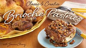 Classic & Creative Brioche Pastries Craftsy Class