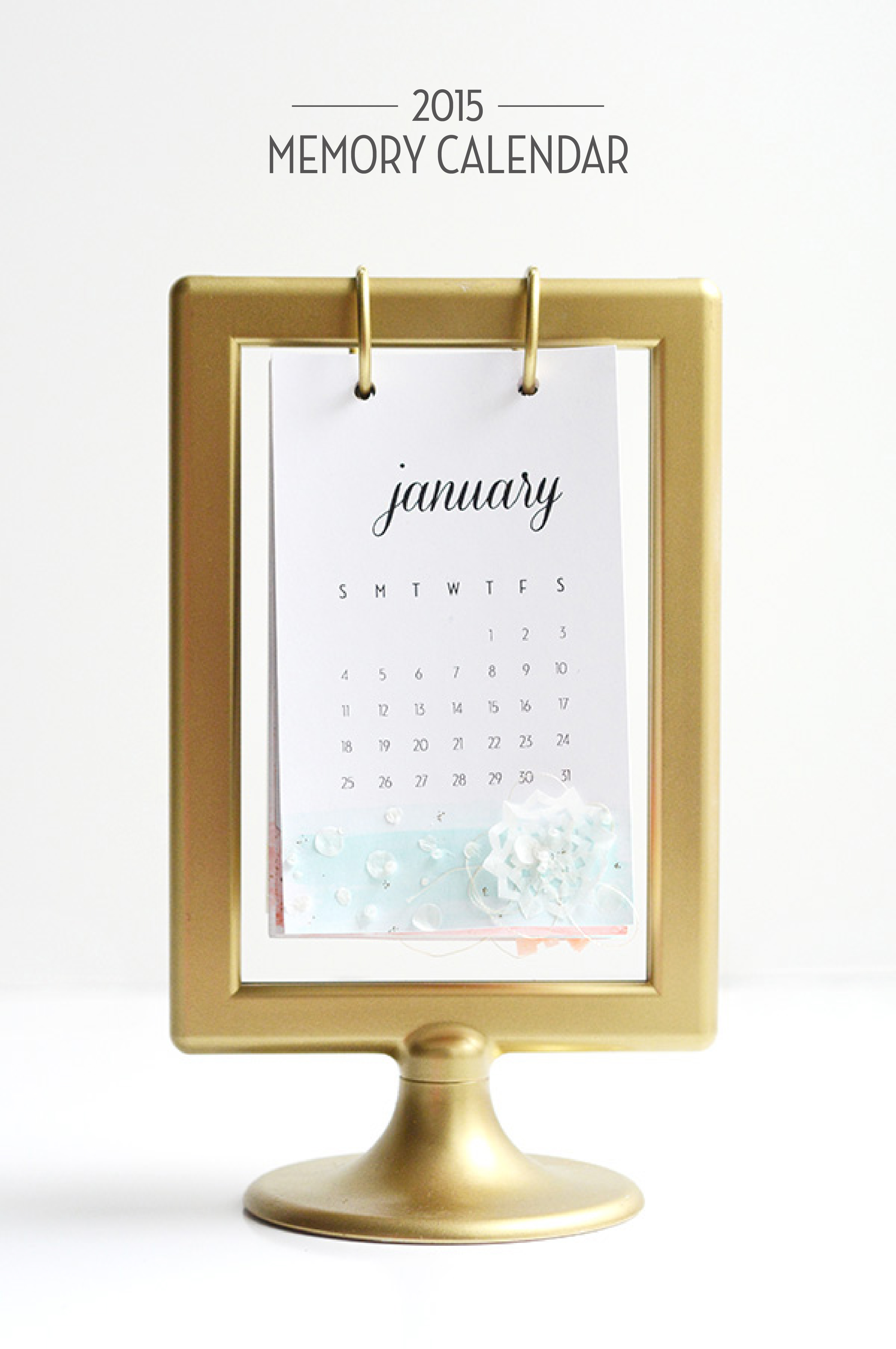 calendar stand title amy robison