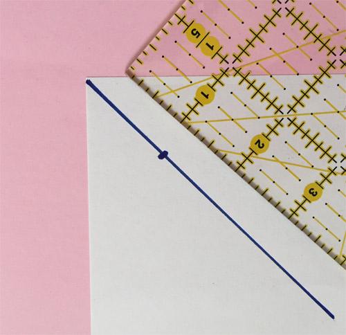 draw angle line