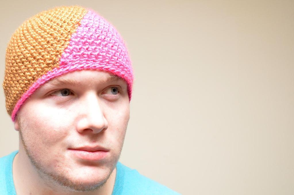Virvel Hat crochet pattern