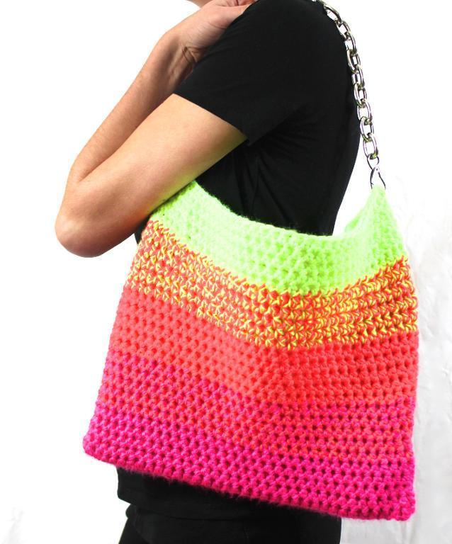 Luma Tote crochet pattern
