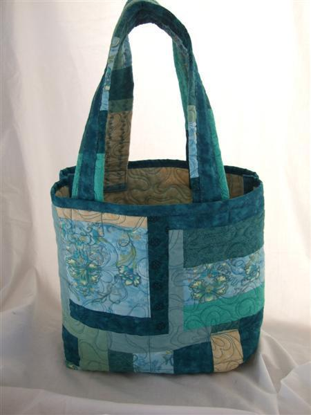 Turn a Quilt into a Bag