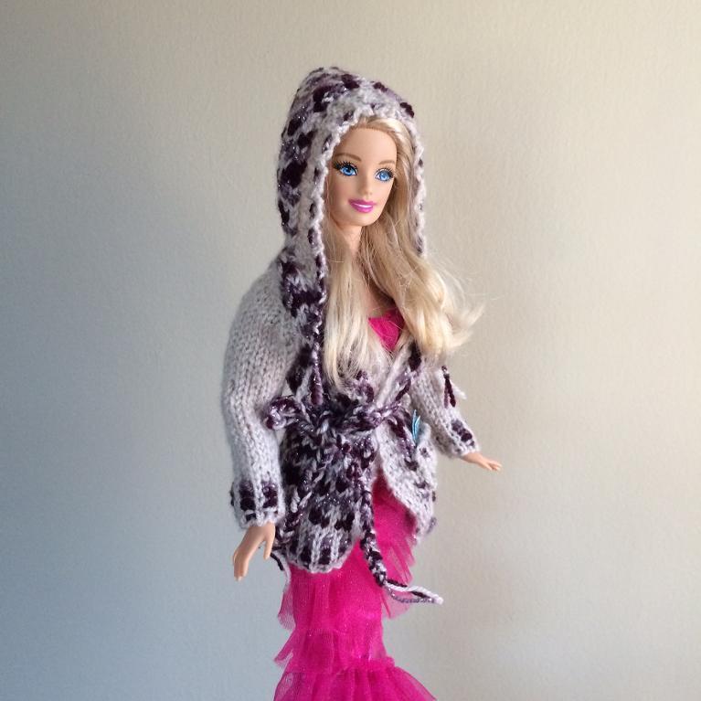 Barbie Knit Cardigan