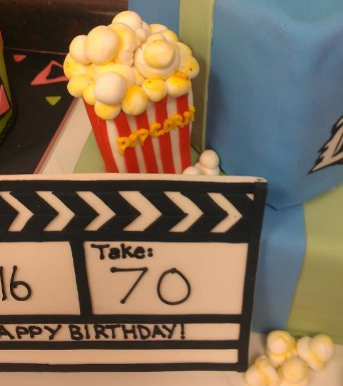 how to make fondant popcorn — learn on Bluprint!