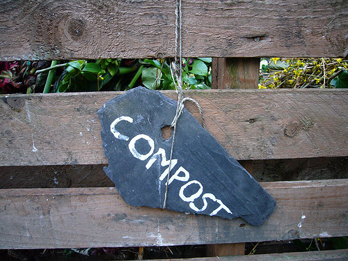 Compost is one of the best ways to improve soil