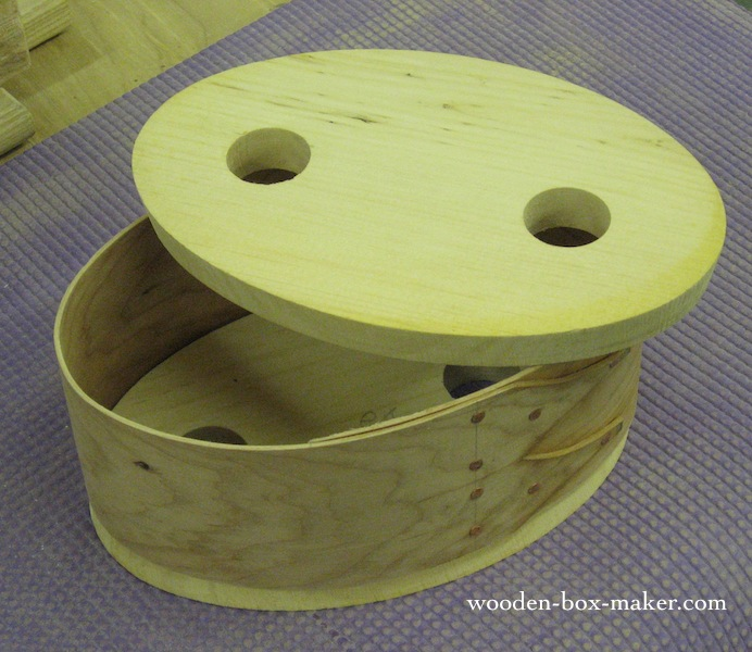 drying shaker box