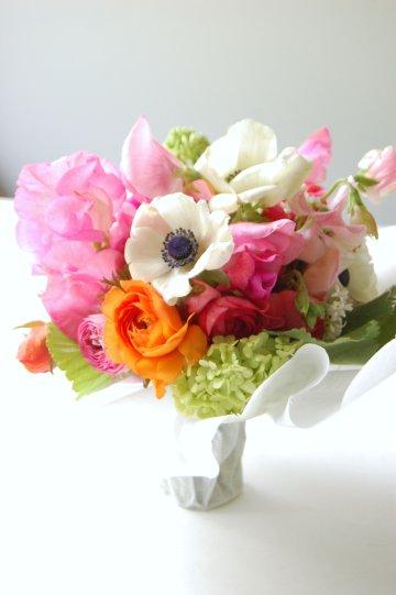 diy bouquet for Valentine's Day