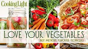 Love Your Vegetables Bluprint Class