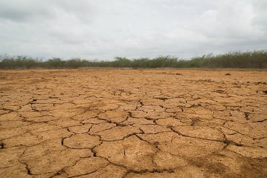 Wasteland soil erosion