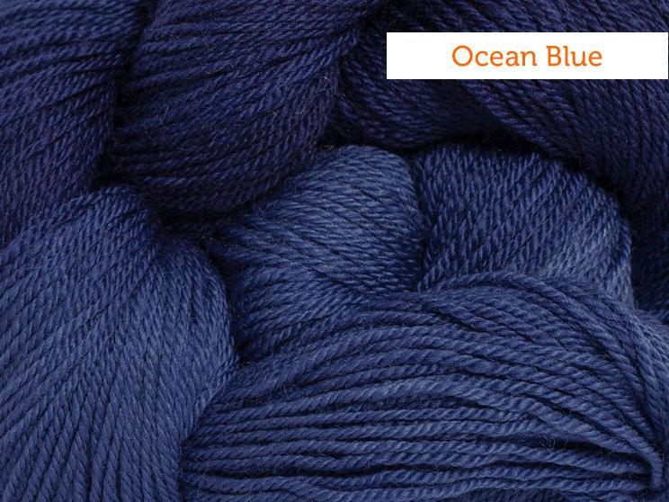 Artyarns Milano Yarn in Ocean Blue