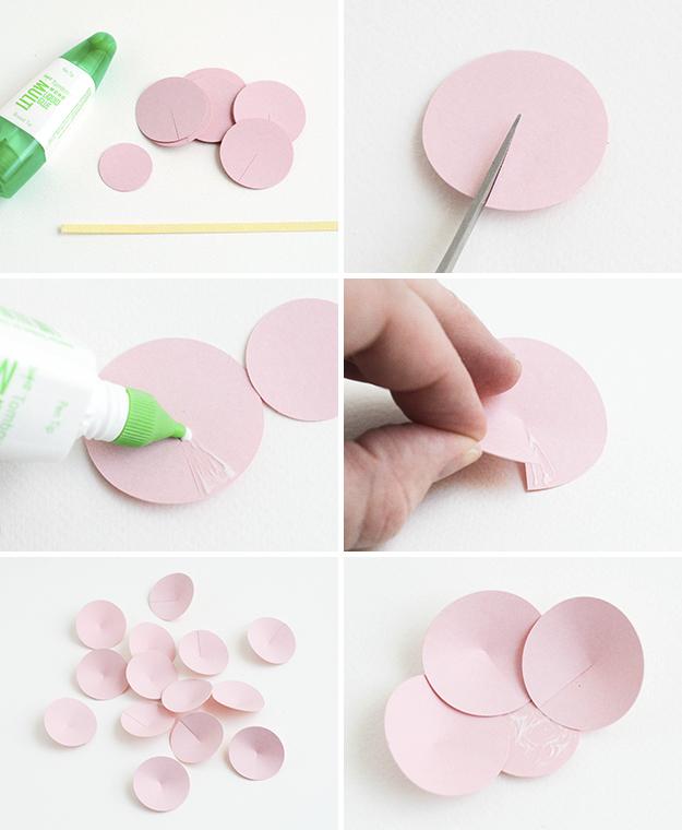 3D flower tutorial 1