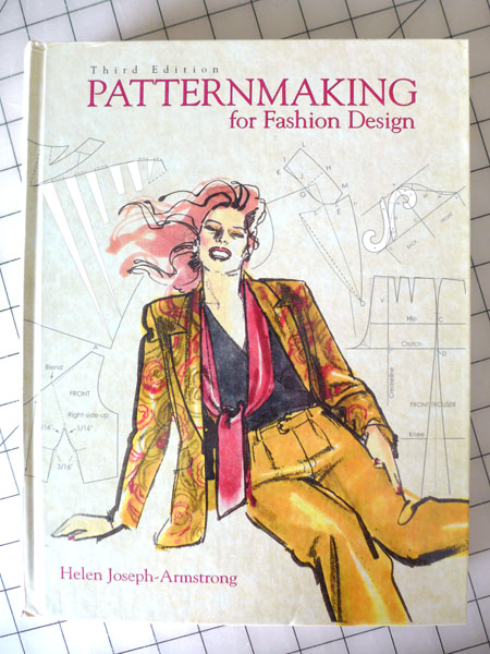 patternmaking for fashion design book