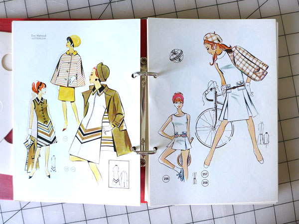 lutterloh patternmaking pages