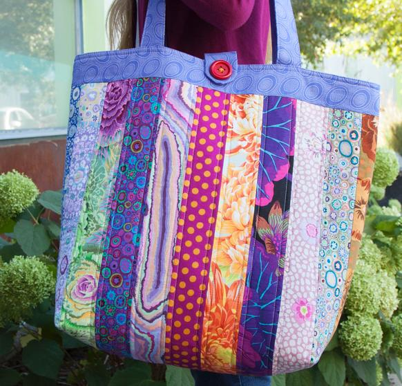 Kaffe Fassett Patchy Bag Kit