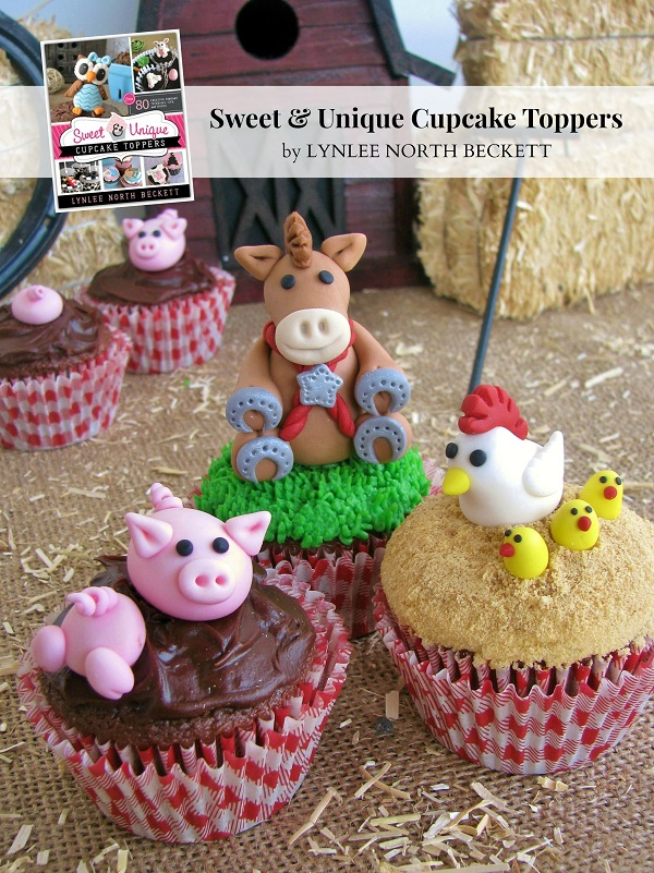 Down on the Farm cupcakes