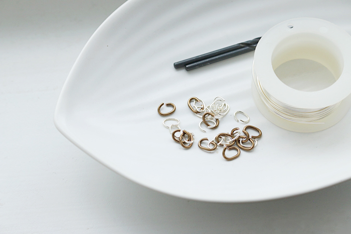 FREE Oval Jump Ring Making - Finished jump rings