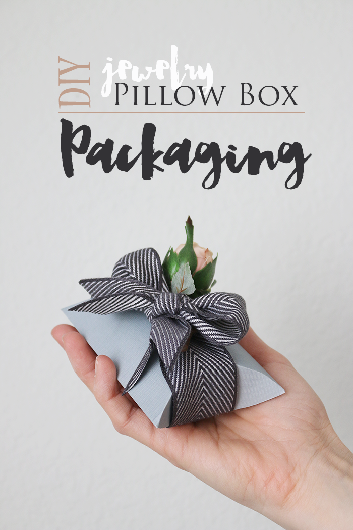 Jewelry-pillow-box-packaging