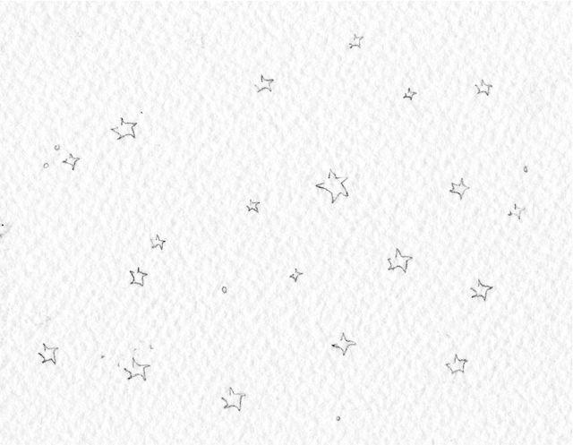 stars close up